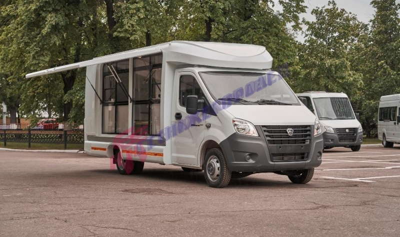 Автокафе ГАЗель NEXT «FOODTRUCK»